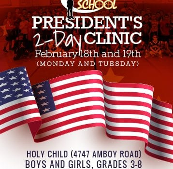President's 2-Day Clinic